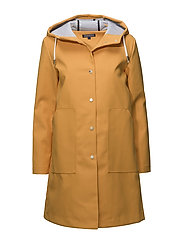 ISA RAINWEAR PARKA, - RADIANT YELLOW
