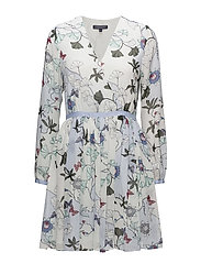 MARA CHIFFON DRESS L - ITHACA FLORAL