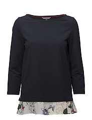 Tommy Hilfiger - Angie Boat Nk Top 3/