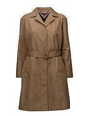 SMITH COTTON MAC - CLASSIC CAMEL
