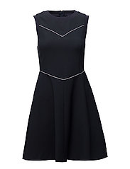 TALLULAH NS DRESS, 4 - MIDNIGHT
