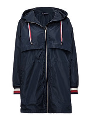 CORY LONG PARKA - MIDNIGHT