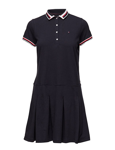 Melinda Polo Dress Ss