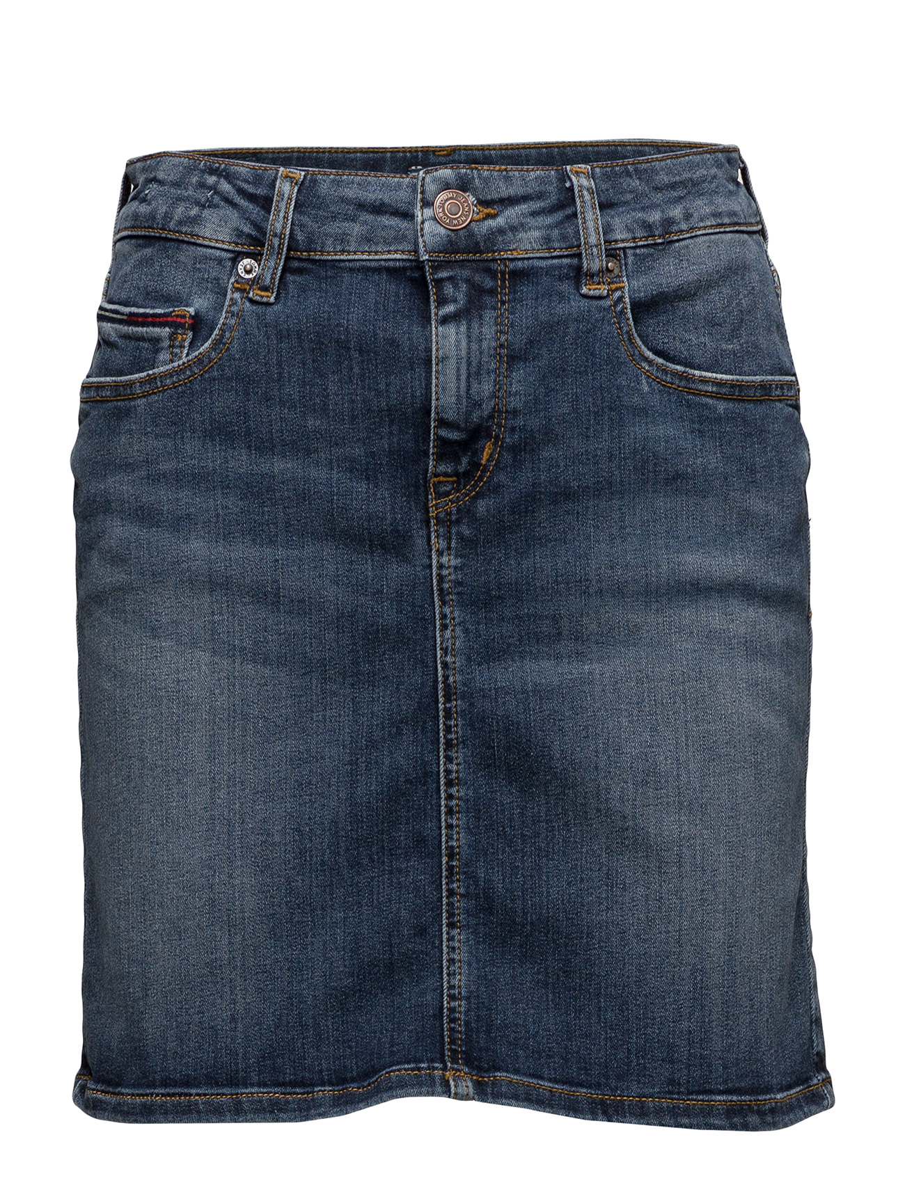 Tjw Slim Denim Skirt thumbnail