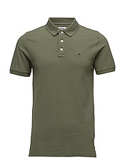 TJM BASIC POLO S/S 1 - GREEN