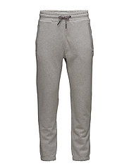 TJM ESSENTIAL SWEATP - LT GREY HTR