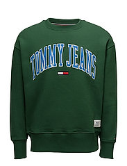TJM COLLEGIATE SWEAT - EDEN