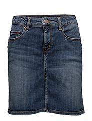 Tommy Jeans - Tjw Slim Denim Skirt