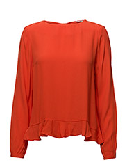 Tommy Jeans - Tjw Back Bow Blouse,