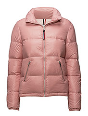 TJW BASIC DOWN JACKE - BLUSH