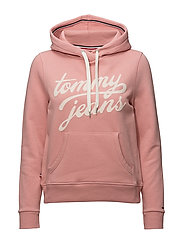Tommy Jeans - Tjw Basic Hoodie L/S