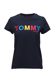Tommy Jeans - Tjw Cn T-Shirt S/S 1