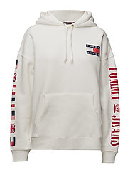 TJW 90s HD SWEAT W32 - WHITE