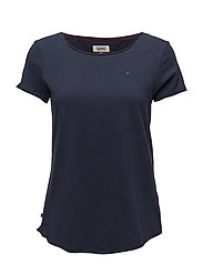 Tommy Jeans - Tjw Soft Jersey Tee,