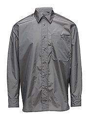 Oversize Shirt - TECNO PLUM