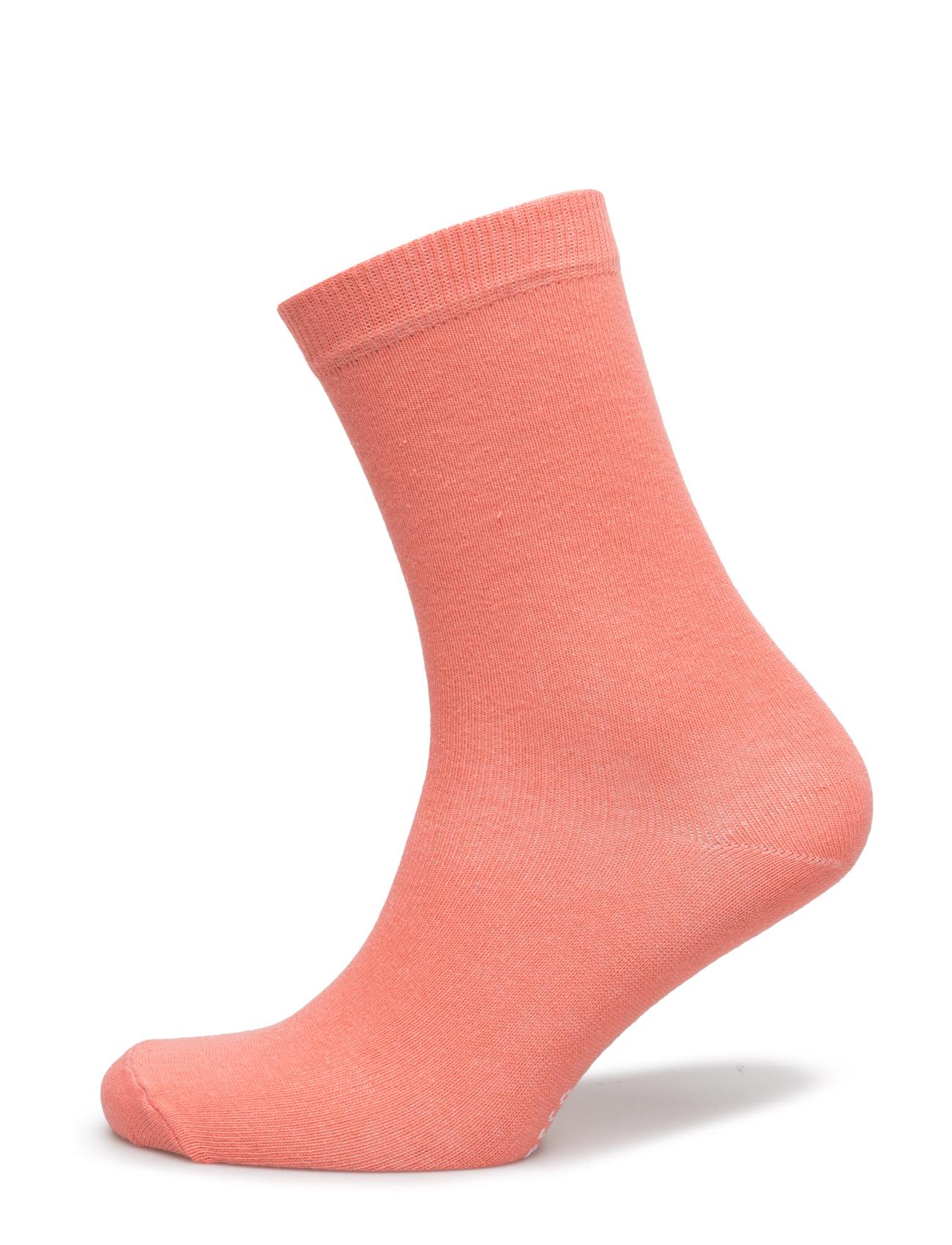 Ladies Sock Plain, Persimon TOPECO Strømpebukser til Damer i