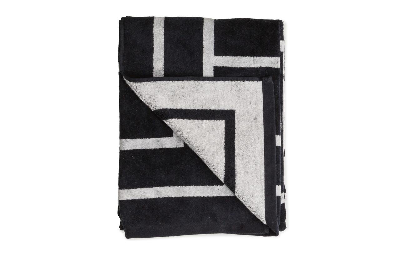Totême BIARRITZ BEACH TOWEL