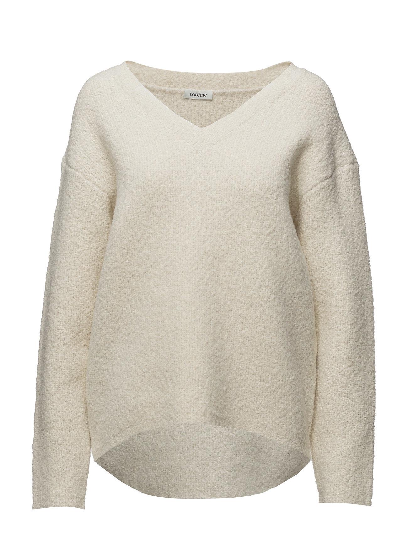 Xana Totême Sweatshirts til Damer i Off-White