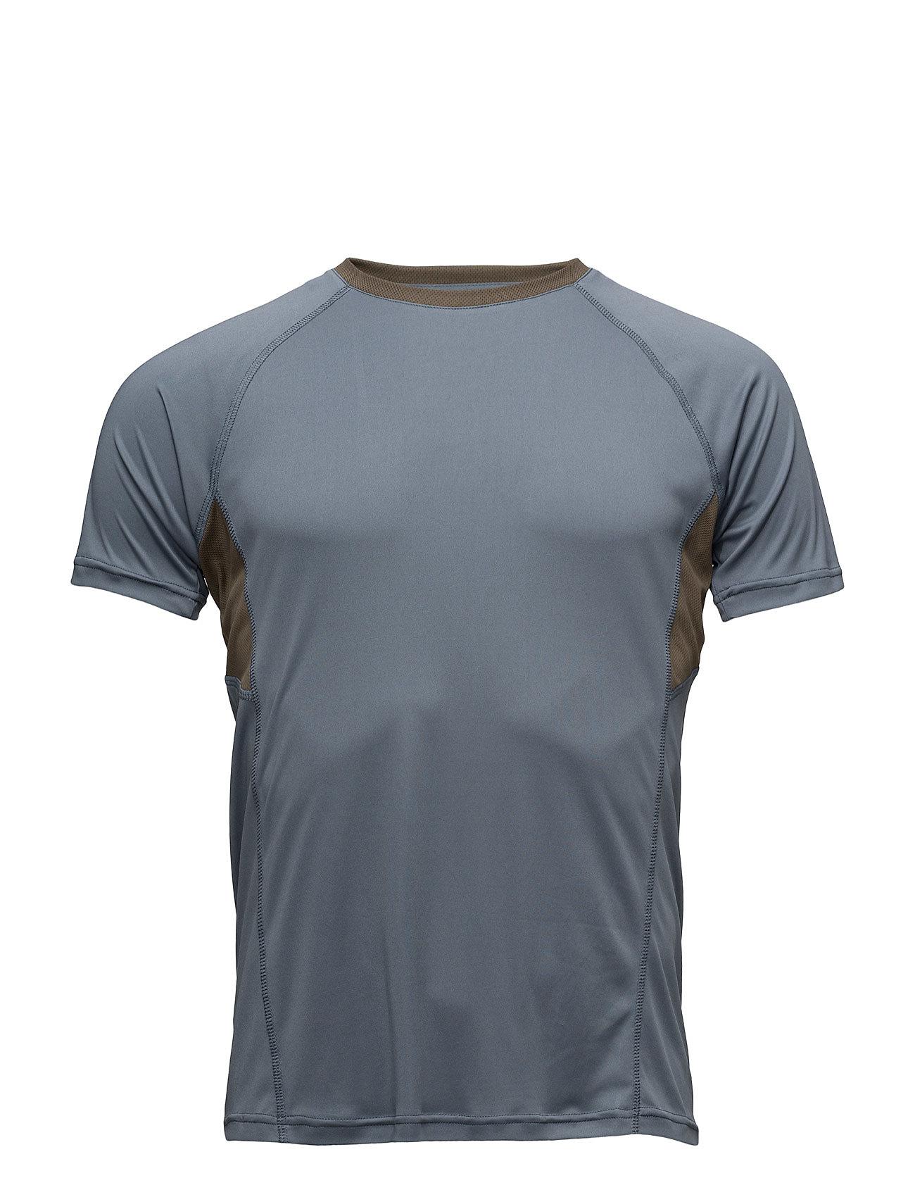 Run T-Shirt Men Tracks by Les Deux Løbe t-shirts til Herrer i