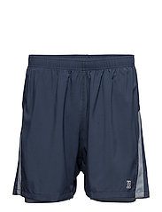 Run Short w./Inner Tight Men - BLACK IRIS