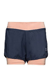 Women's Shorts BERGEN - BLACK IRIS