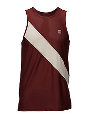 Men's Singlet Stockholm - CLAY RED