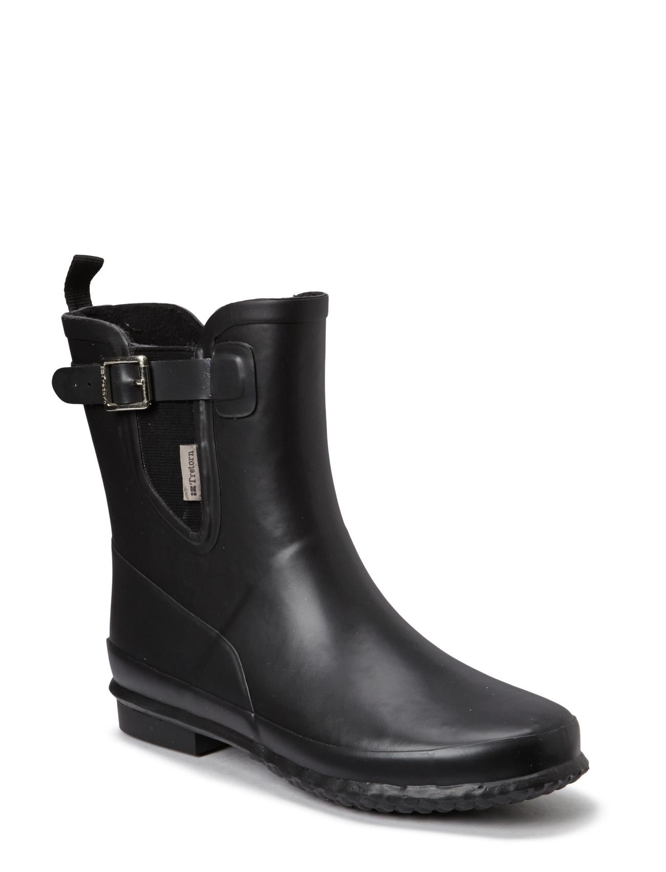 Nicole Tretorn Støvler til Damer i Sort