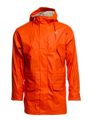 SIXTEN RAINJACKET - Orange