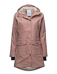 ERNA RAINCOAT - 006/DUSTY PINK