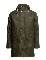 EVALD WINTER RAINCOAT - Forest green