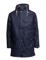 EVALD WINTER RAINCOAT - Navy
