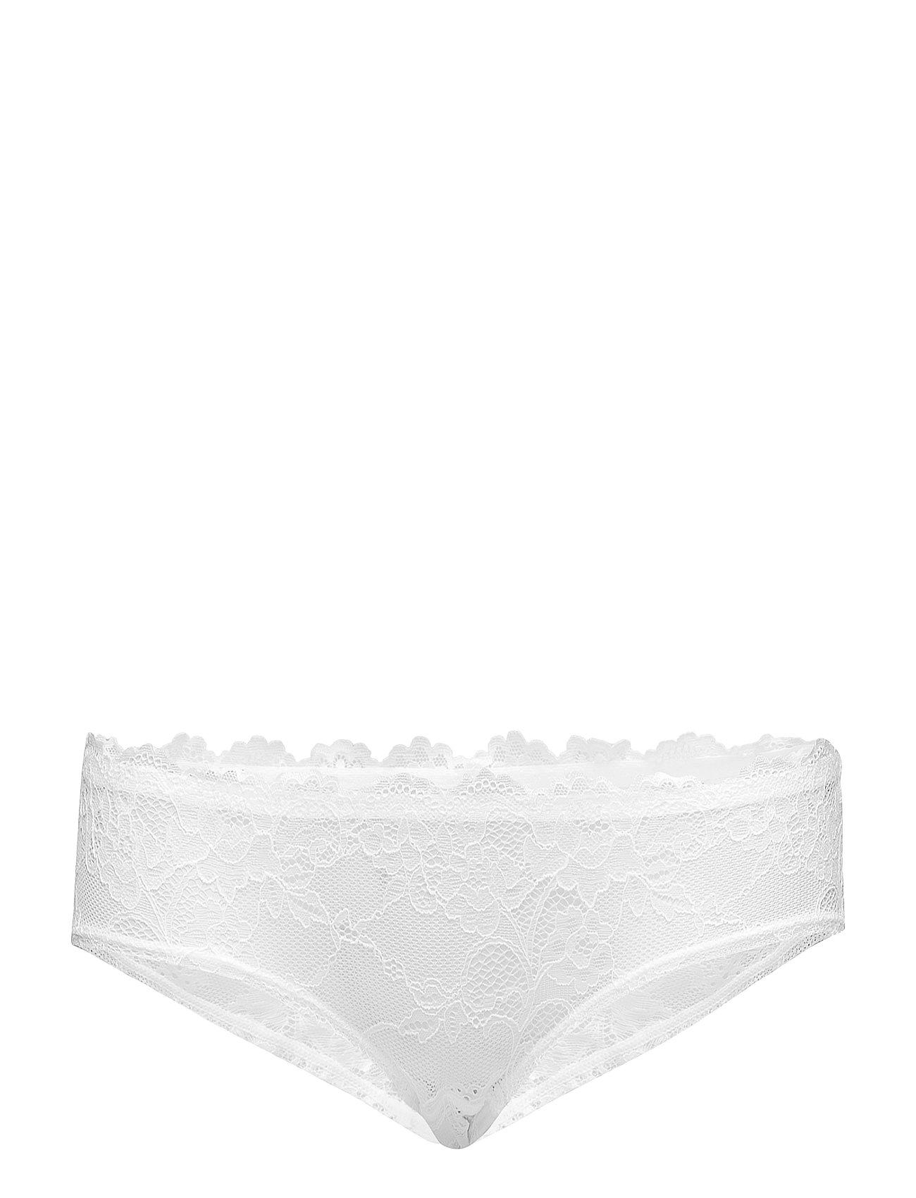Tempting Lace Hipster Triumph Trusser til Damer i hvid