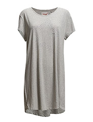 Nightdresses AW 14 NDK 01 - GREY COMBINATION
