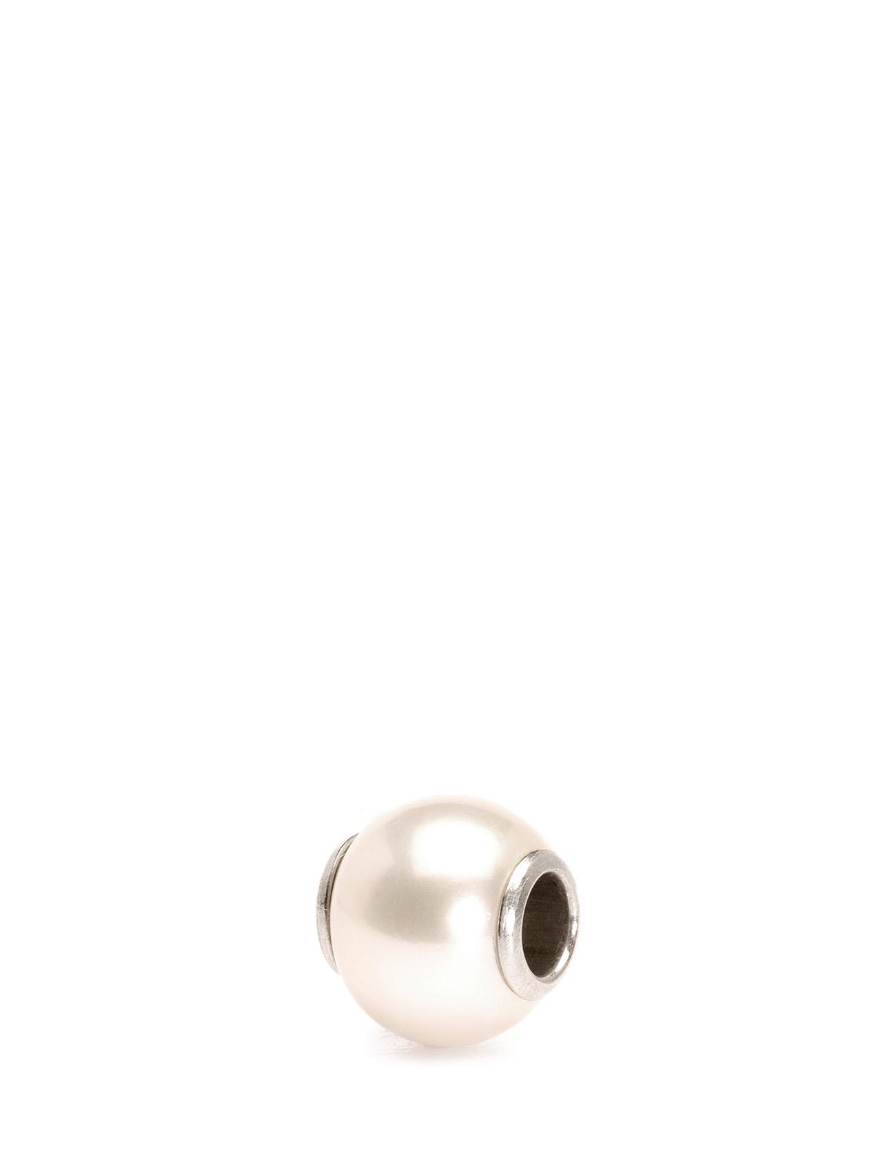 White Pearl Trollbeads Smykker til Kvinder i hvid