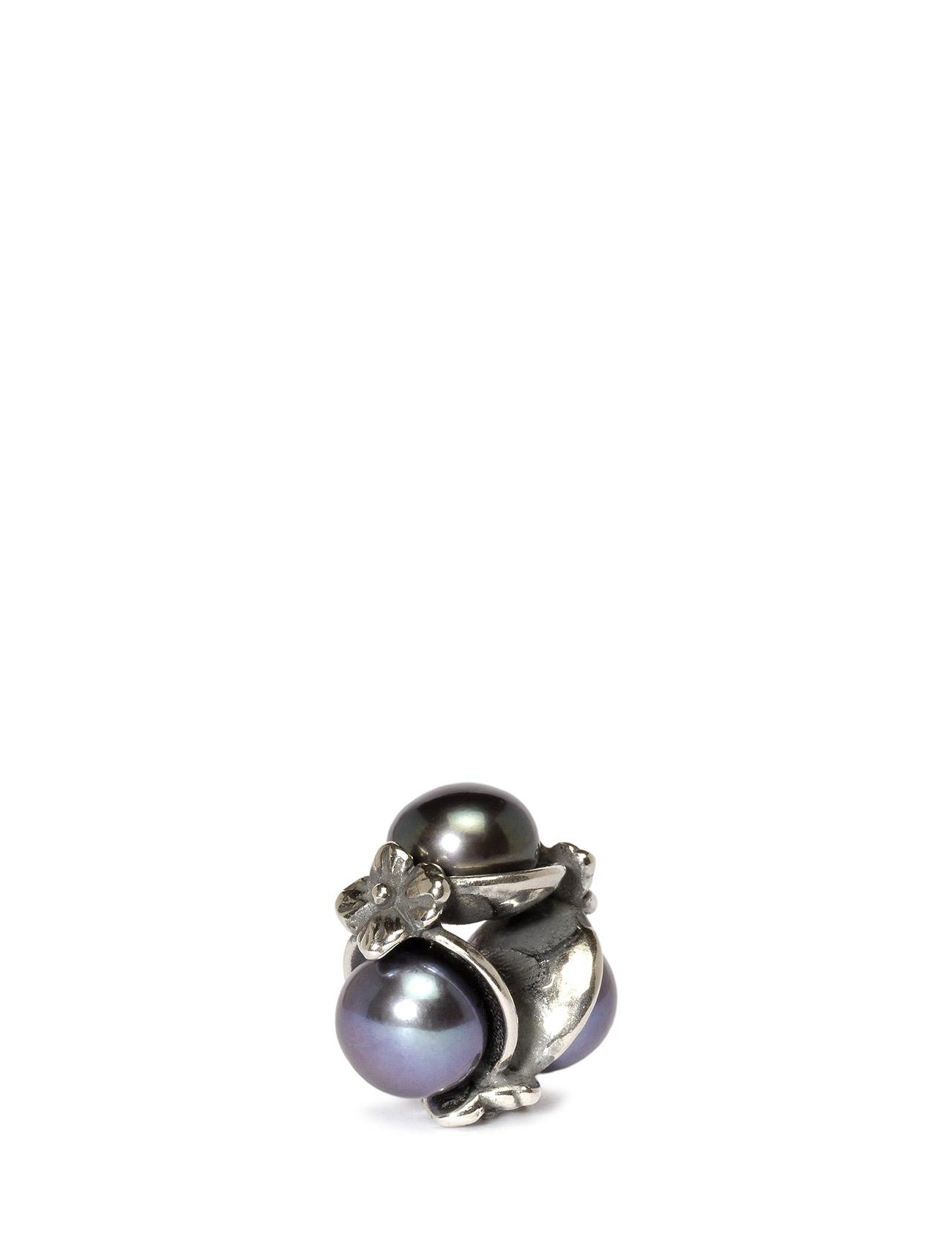 Triple Pearl, Black Trollbeads Smykker til Damer i Sort