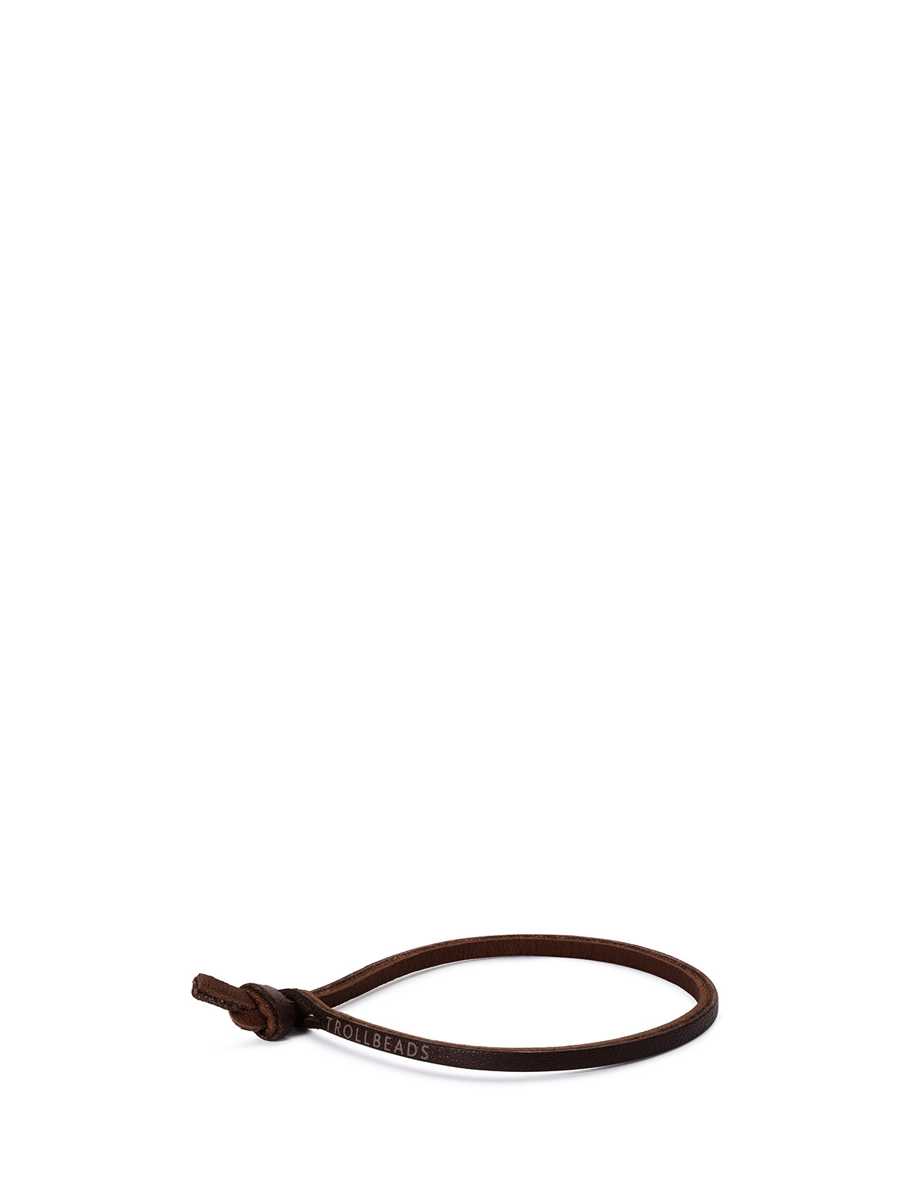 Single Leather Bracelet Trollbeads Smykker til Damer i