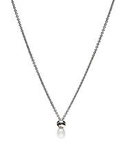 Neverending Necklace - WHITE