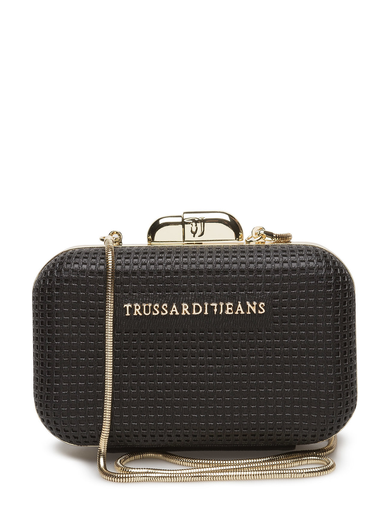 787c8b167cf7 Red Carpet Ecoleather Net Miniaudiere TRUSSARDI JEANS Små tasker til Damer  i Sort