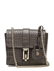 SUZANNE ECOLEATHER COCCO PRINTED - GREEN