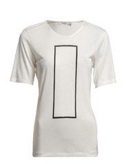 t-shirt - off white