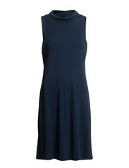 dress - ocean blue