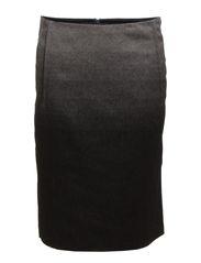 skirt - graphite