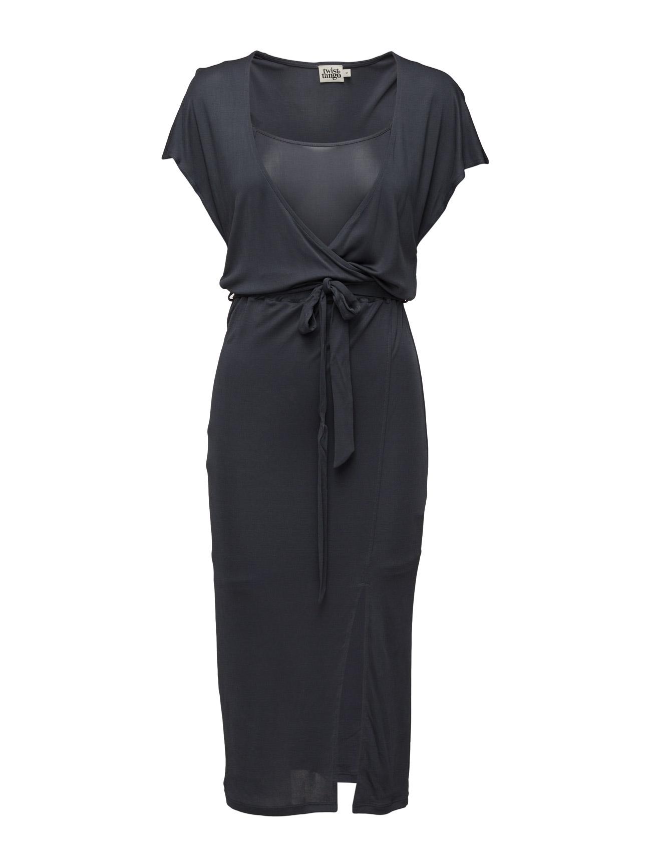 Isabella Dress Twist & Tango Kjoler til Kvinder i Iron Blå