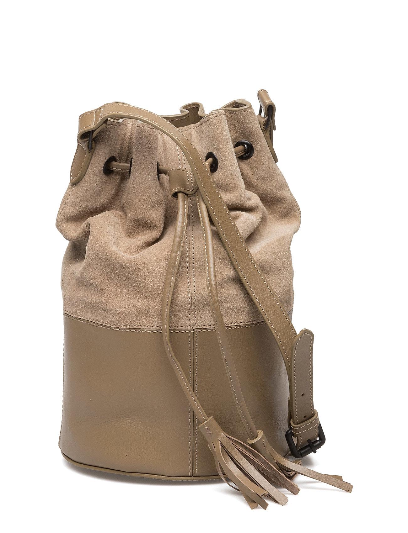 Dakota Bucket Bag Twist & Tango Skuldertasker til Kvinder i Tan