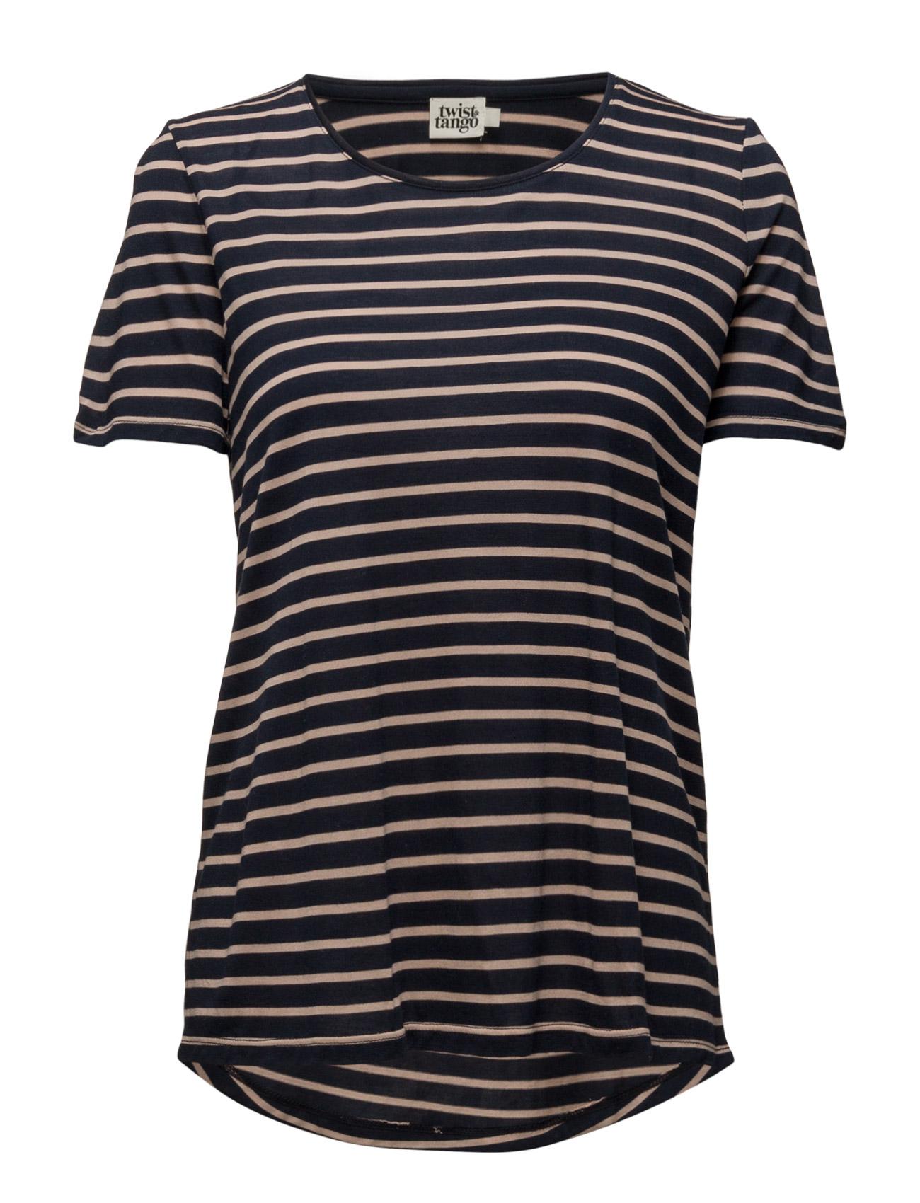 Iris O-Neck Tee Twist & Tango T-shirts & toppe til Kvinder i