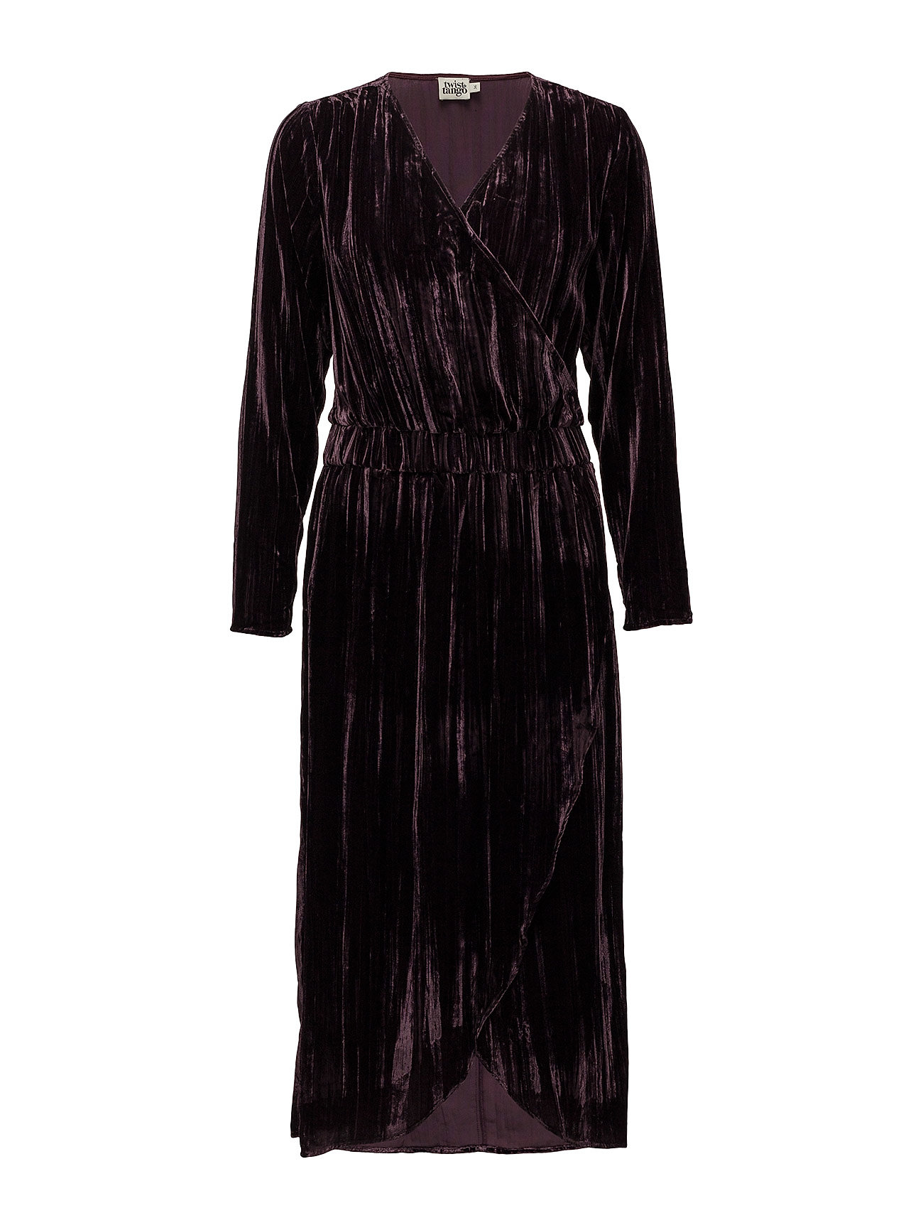 twist & tango – Lilja velvet dress fra boozt.com dk