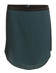 Norah Skirt - Dark Green