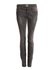 Saint Skinny Jeans - Dark Grey