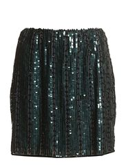 Iza Skirt - Metallic