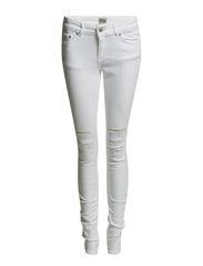 Saint Skinny Jeans - White